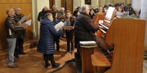 Il coro parrochiale San Paolo