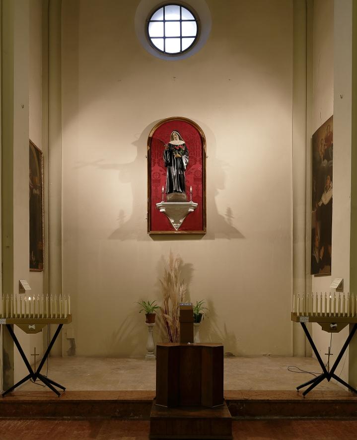 Quarta cappella navata di destra