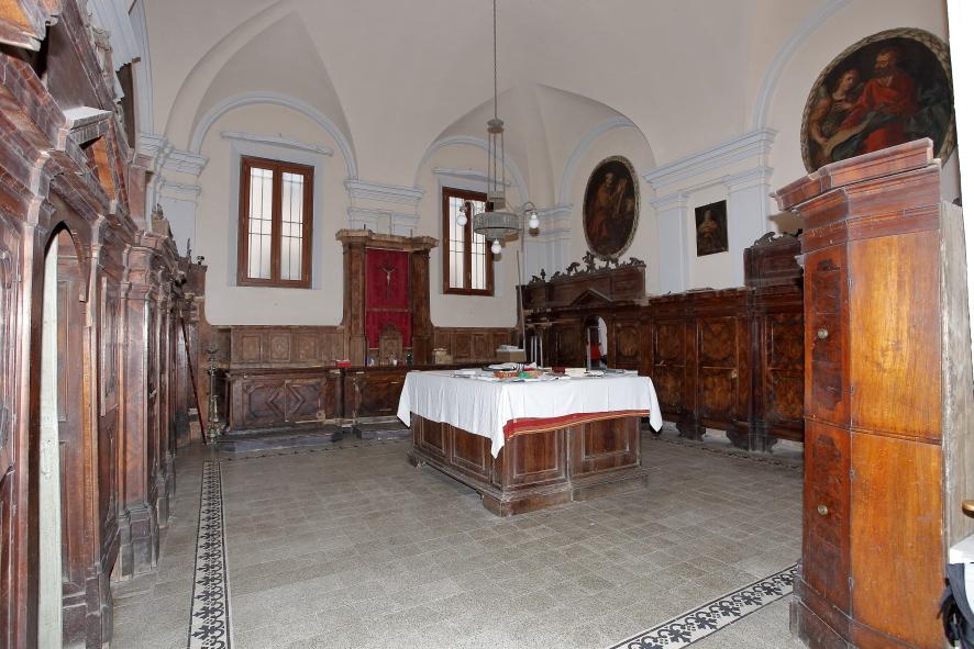 La Sacrestia di San Paolo