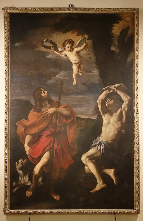 I Santi Sebastiano e Rocco copatroni della Diocesi e della nostra Parrocchia