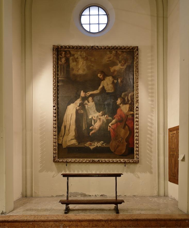 Quinta cappella navata di destra
