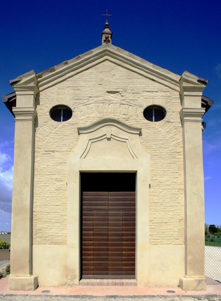 Facciata della Chiesa dell'Oppio
