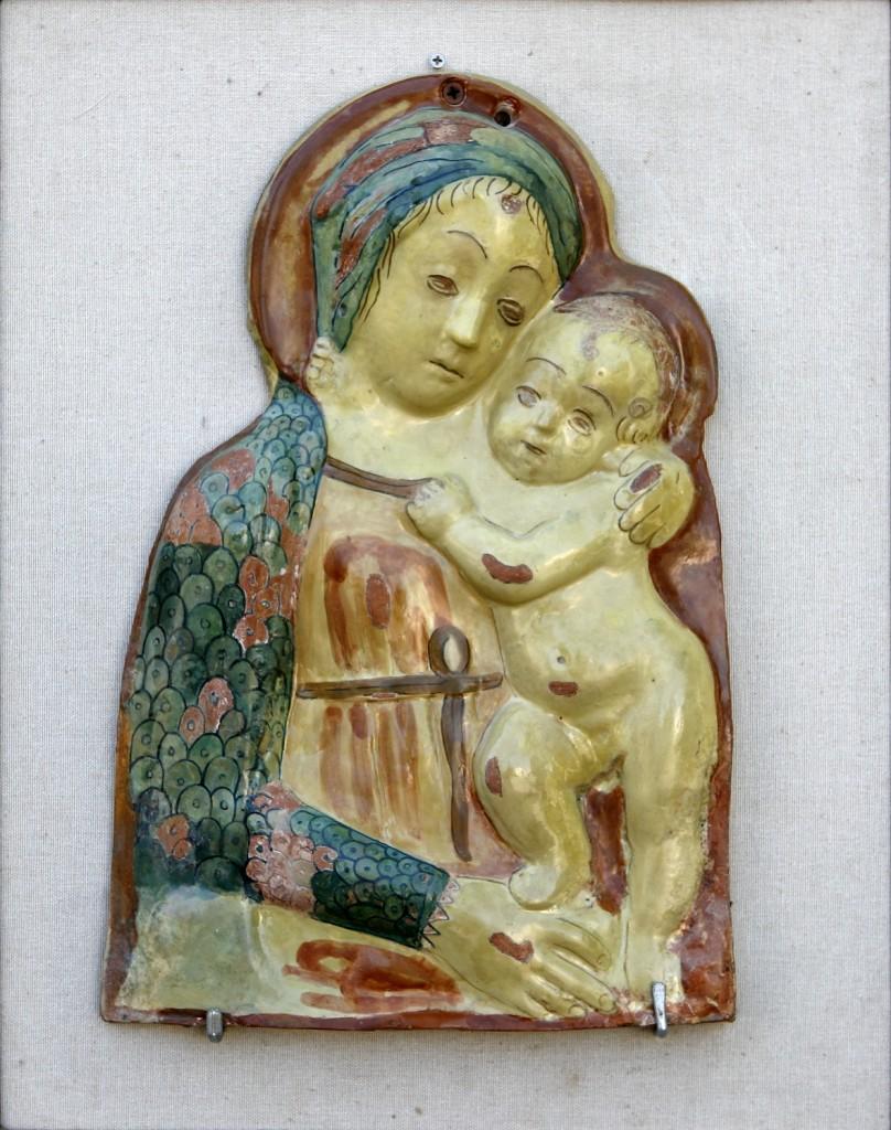 Immagine della Madonna dell'Oppio