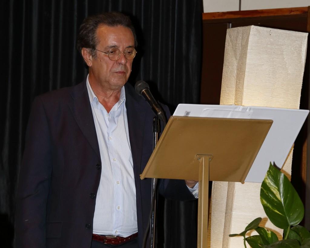 Le letture di pezzi del diario di Don Orfeo e di alcune testimonianze lette da Gabriele Bersanetti