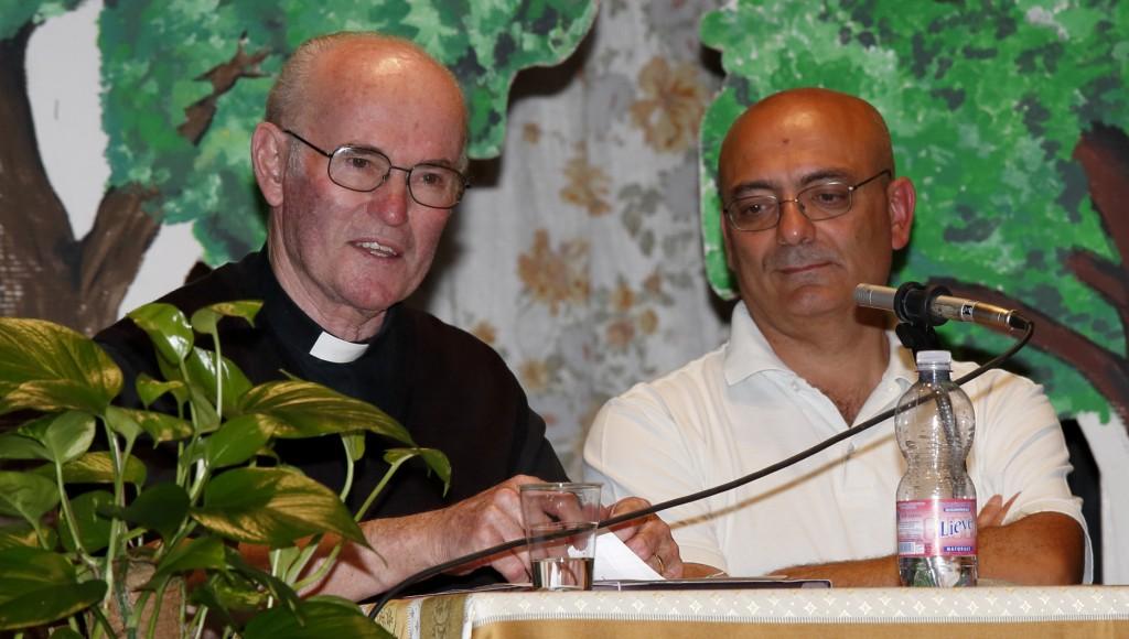 La testimonianza di Don Alberto sacerdote, assieme a Don Emilio Moretti e Don Felice Marchi, ai tempi di Don Orfeo