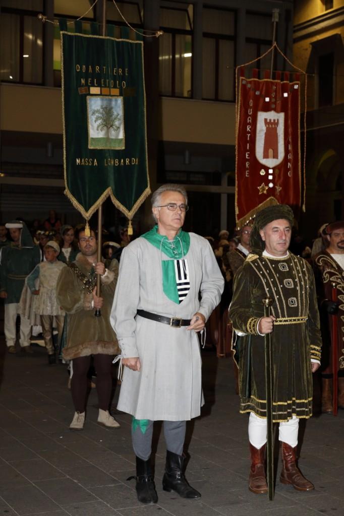 Promessa del Saltaro del Meletolo accompagnato dal Priore