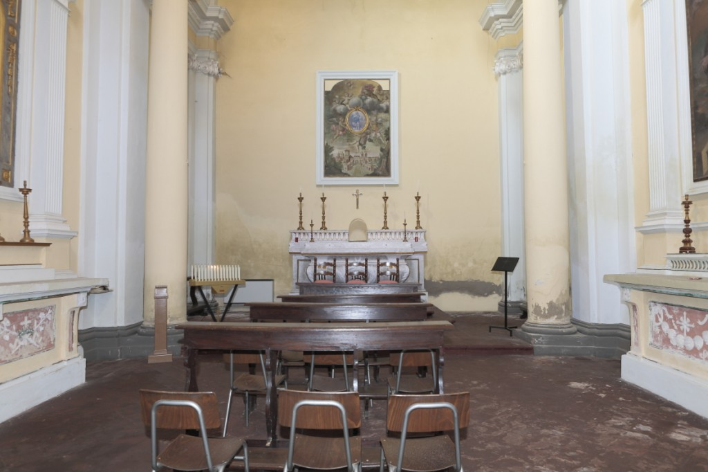 Interno di San Salvatore