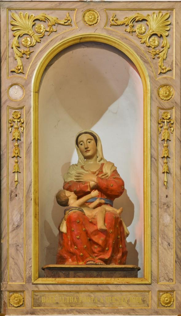 Madonna della Porta sopra l'Altare di sinistra
