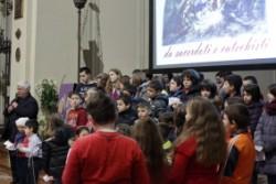 Recita Natalizia dei bambini del catechismo 20 dicembre 2014
