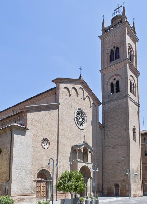 Facciata della chiesa di San Paolo