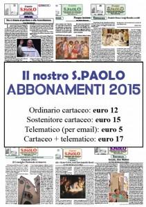 locandina abbonamenti 2015