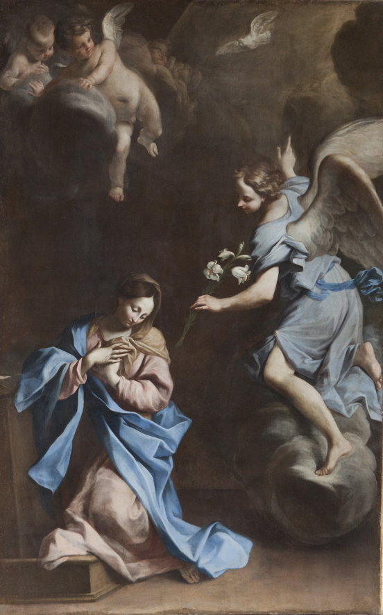 Annunciazione dell'Angelo a Maria