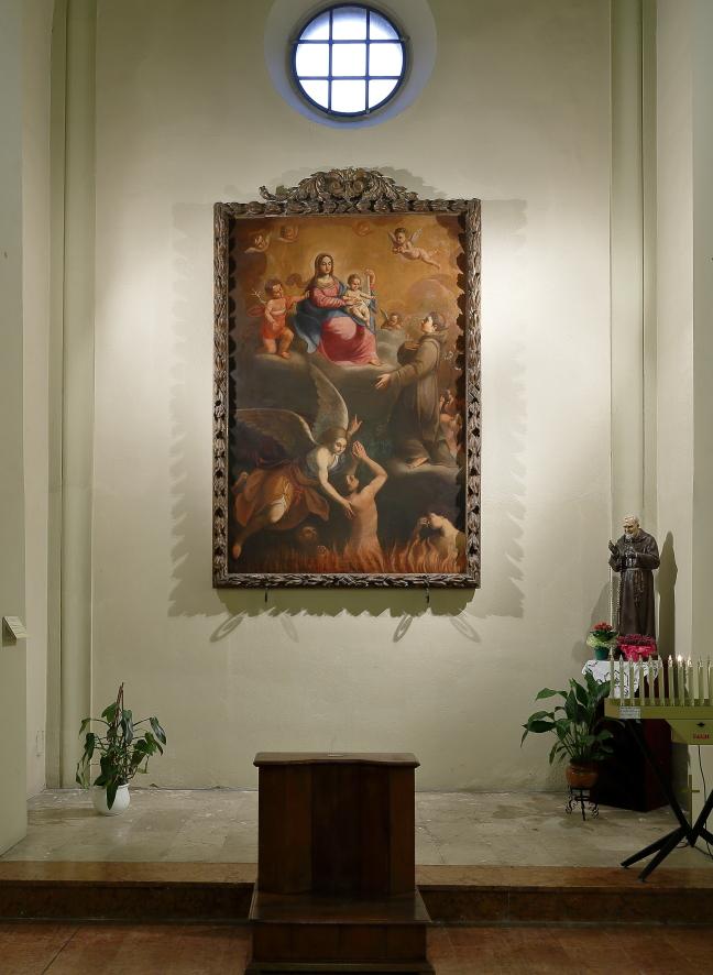 Terza cappella navata di sinistra