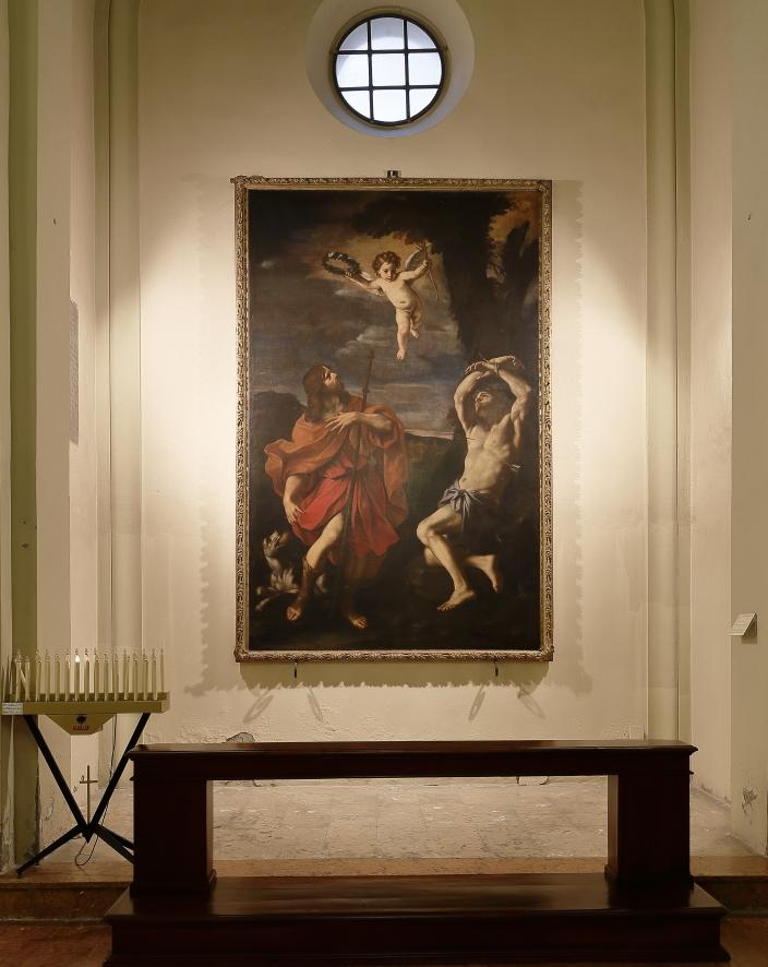 Seconda cappella navata di destra