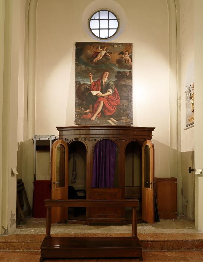 Prima cappella navata di destra