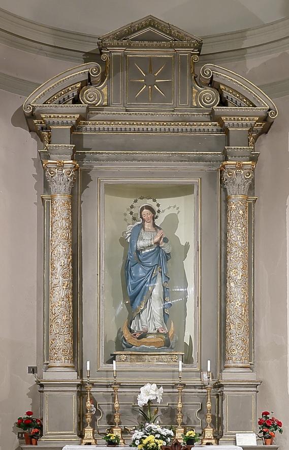 Statua della Madonna Immacolata
