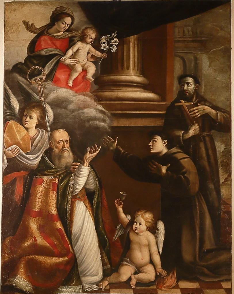 Santi Antonio da Padova e Francesco