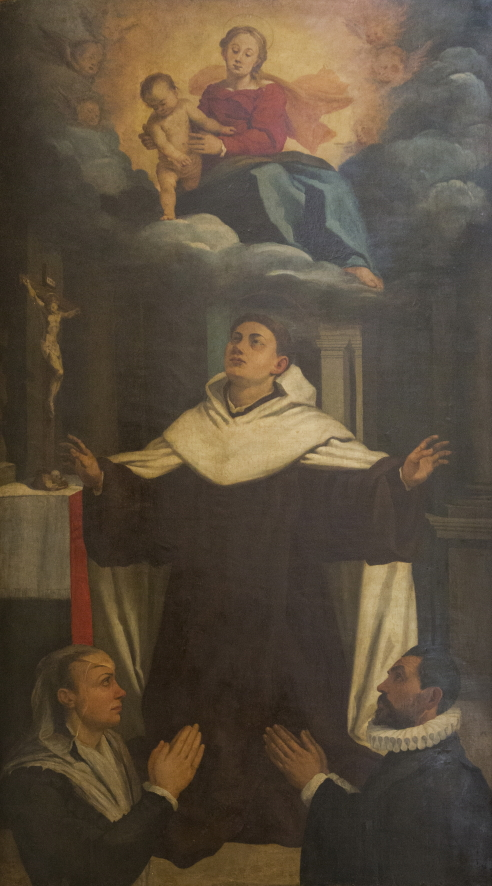 Sant'Alberto Carmelitano e la famiglia Todeschi di Massa