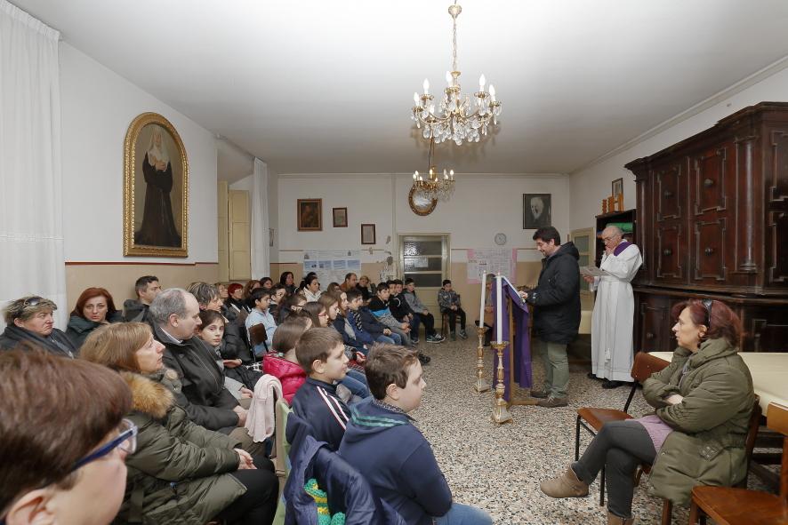 L'ascolto della Parola nella liturgia separata dei fanciulli del quarto anno di catechismo