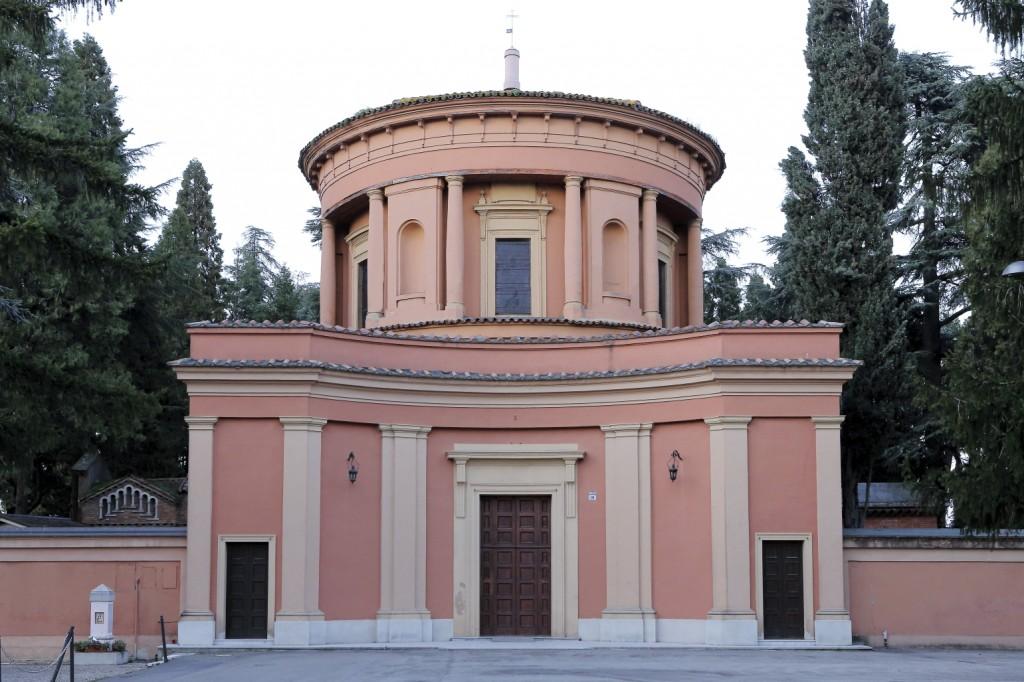 Esterno del Santuario della Madonna della Consolazione in Massa Lombarda