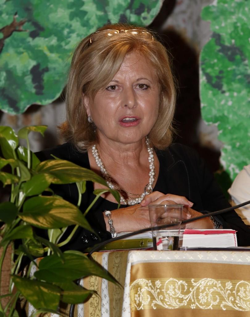 La nipote di Don Orfeo, figlia della sorella Teresa, Maria Rosa