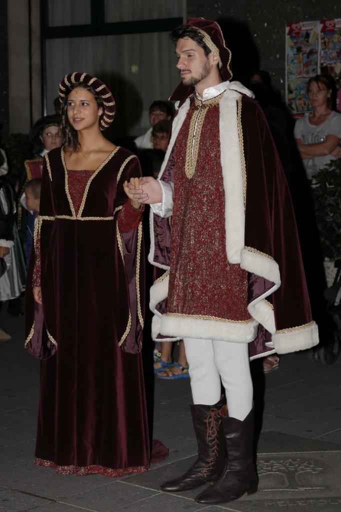 Vitale Mezzario e madama Riccarda dal San Paolo