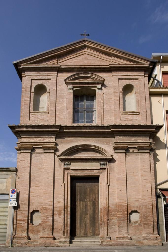 Facciata di San Salvatore