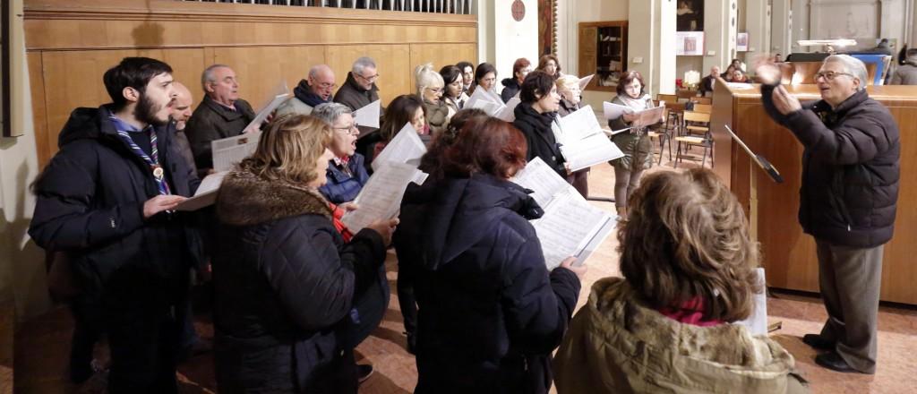 Il coro San Paolo