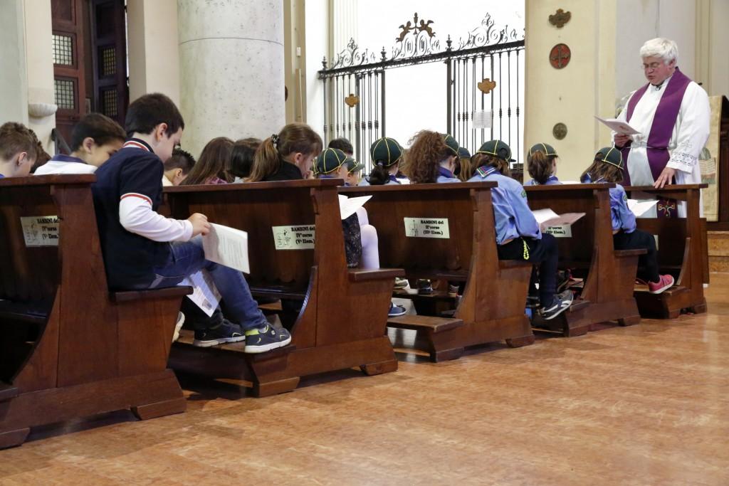 La preparazione alla confessione