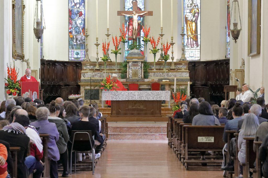 L'omelia del Vescovo all'Assemblea