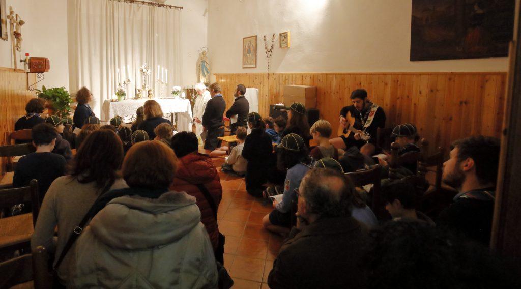 I gruppi 6-8 dell'Azione Cattolica Ragazzi e i Lupetti